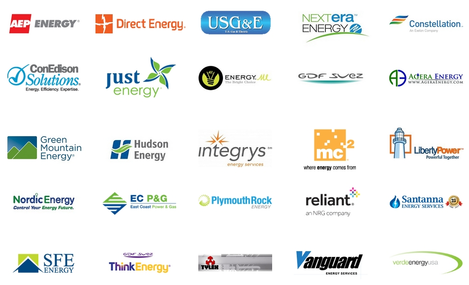 energy suppliers